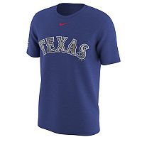 Men's Nike Texas Rangers Memorial Day Tee