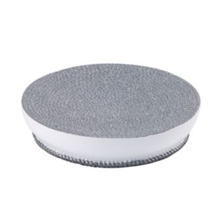 Avanti Dotted Circle Soap Dish