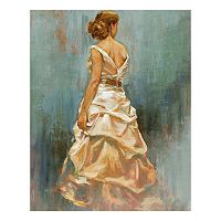 Wedding Day Canvas Wall Art