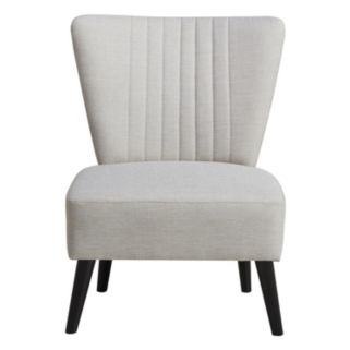 Pulaski Armless Channel Stitch Accent Chair