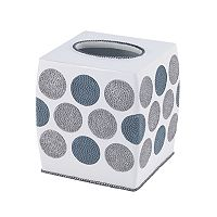 Avanti Dotted Circle Tissue Cover