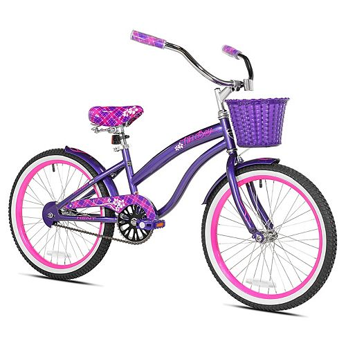 Girls Kent 20-Inch Tiki Bay Bike