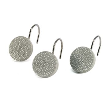 Avanti Dotted Circle Shower Hooks