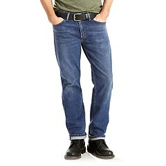 Men's Levi's® 505™ Regular-Fit Straight-Leg Jeans