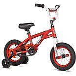 Boys Razor 12-Inch Rumble BMX Bike with Training Wheels
