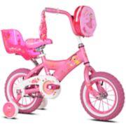 Girls Kent 12-Inch Pinkalicious Bike with Training Wheels