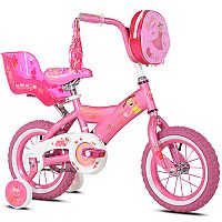 Girls Kent 12-Inch Pinkalicious Bike with Training Wheels