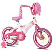 Girls Kent 14-Inch Pinkalicious Bike with Training Wheels
