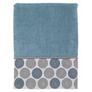 Avanti Dotted Circle Bath Towel