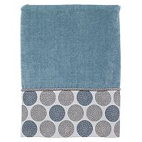 Avanti Dotted Circle Bath Towel