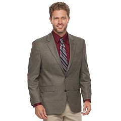 Men's Croft & Barrow® Essential Classic Fit Textured Stretch Sport Coat