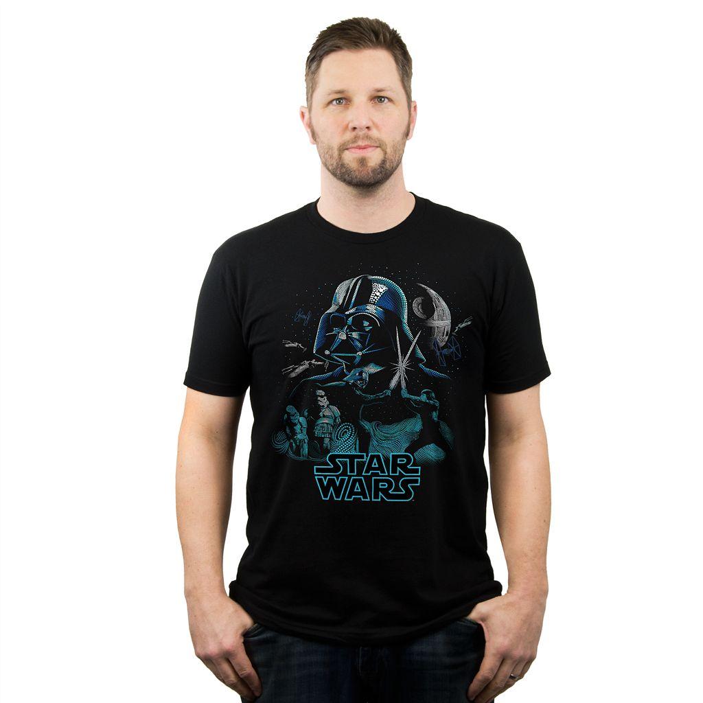 Men's Star Wars Darth Vader Tee