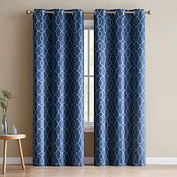 VCNY 2-pack Odyssey Blackout Curtain
