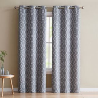 VCNY 2-pack Odyssey Blackout Window Curtain