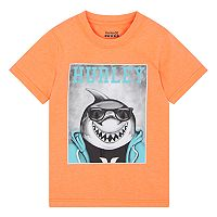 Boys 4-7 Hurley Shark