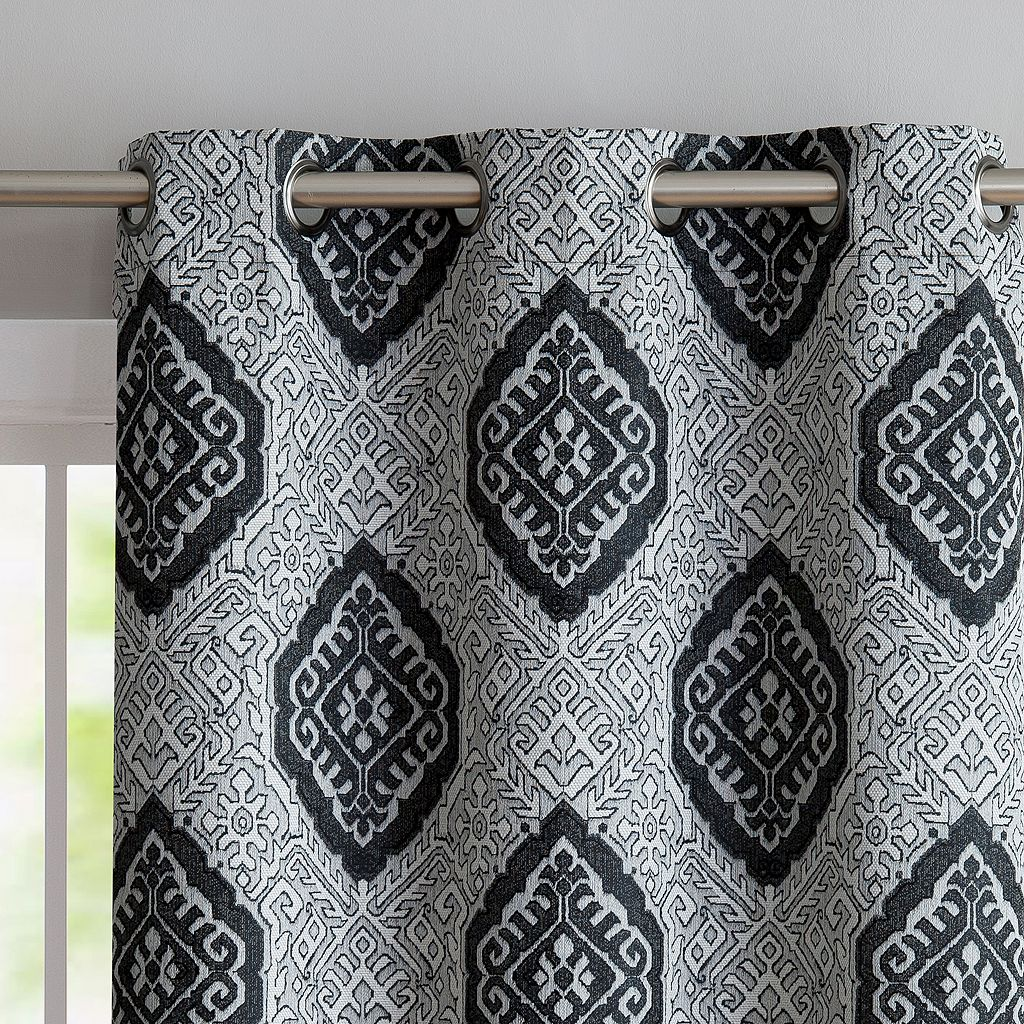 VCNY 2-pack Gianne Curtain