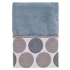 Avanti Dotted Circle Hand Towel