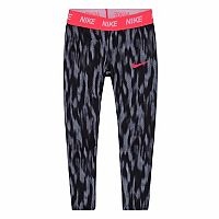 Girls 4-6x Nike Dri-FIT Printed Leggings