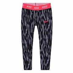 Girls 4-6x Nike Dri-FIT Printed Leggings