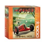Eurographics Inc. 1000-pc. Monaco Grand Prix Jigsaw Puzzle