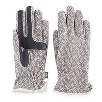 Women's Isotoner smartDRI Stretchy Fleece Gloves