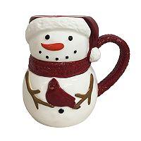 St. Nicholas Square® Yuletide Snowman Mug