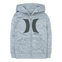 Boys 4-7 Hurley Marled Therma-FIT Zip Hoodie