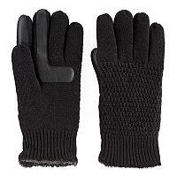 Women's Isotoner Knit smarTouch smartDRI Tech Gloves