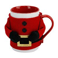 St. Nicholas Square® Santa 2-pc. Mug Cozy Set