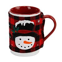 St. Nicholas Square® Snowman Head 2-pc. Mug Cozy Set