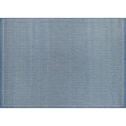 Couristan Recife Sea Land Subtle Geometric Indoor Outdoor Rug