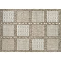 Couristan Recife Summit Geometric Indoor Outdoor Rug