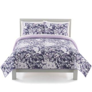 The Big One® Elyse Floral Print Quilt Set