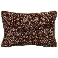Bombay® Outdoors Royal Zanzibar Medallion 2-piece Reversible Oblong Throw Pillow Set