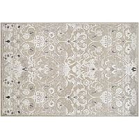 Couristan Cire Aurora Regal Damask Rug
