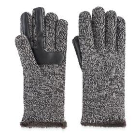 Women's isotoner Marled Knit smarTouch smartDRI Tech Gloves