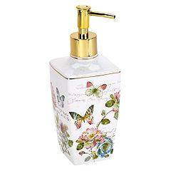 Avanti Butterfly Garden Soap Pump