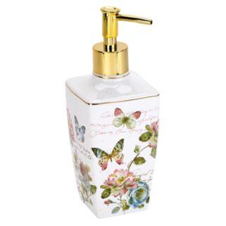 Avanti Butterfly Garden Soap Pump