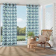 Parasol 1-Panel Barbados Indoor Outdoor Curtain