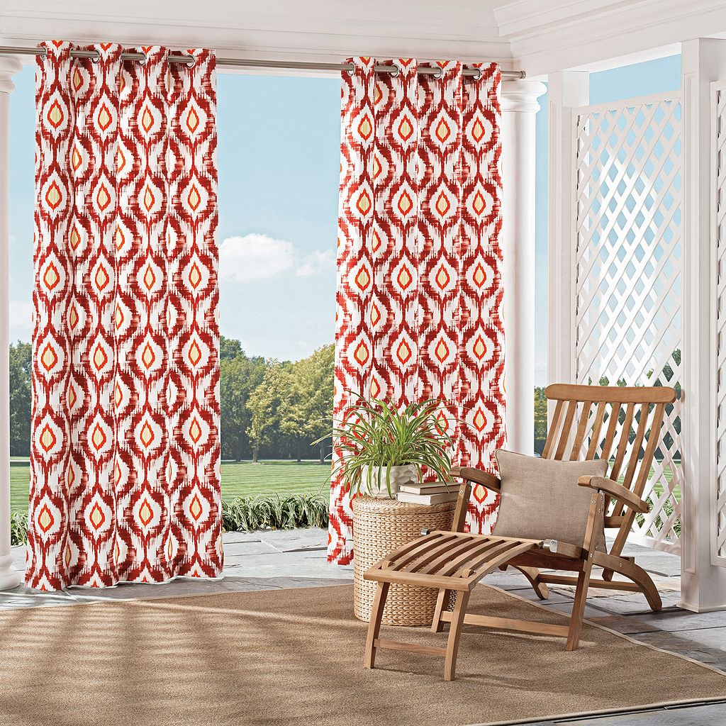Parasol Barbados Indoor Outdoor Curtain