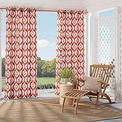 Parasol 1-Panel Barbados Indoor Outdoor Curtain