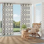 Parasol 1-Panel Cayman Indoor Outdoor Curtain
