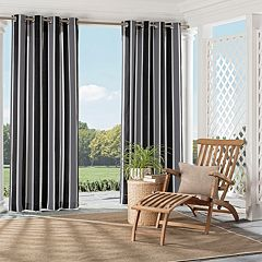 Parasol 1-Panel Coco Bay Indoor Outdoor Curtain