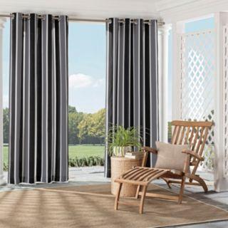Parasol 1-Panel Coco Bay Indoor Outdoor Curtain