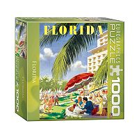 Eurographics Inc. 1000-pc. Florida Jigsaw Puzzle