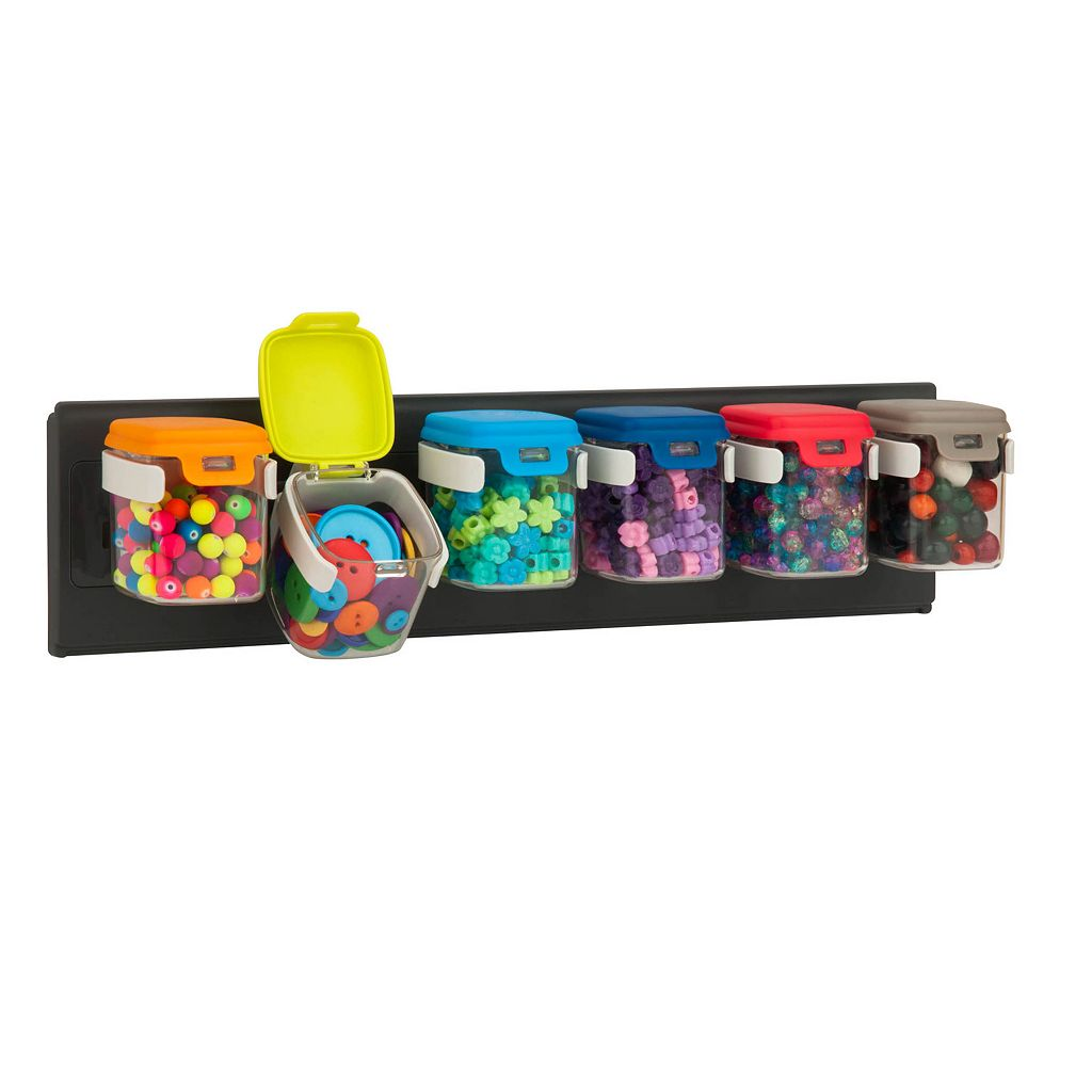 Honey-Can-Do Flip 6 Wall Mounted Organizer