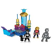 Power Rangers Zordon's Command Center by Mega Construx