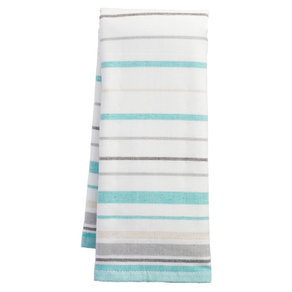Destinations Sea Stripe Hand towel