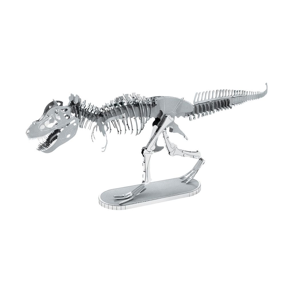 Fascinations Tyrannosaurus Rex Metal Earth 3D Laser Cut Model Kit