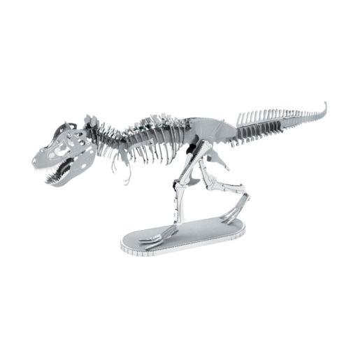 Fascinations Tyrannosaurus Rex Metal Earth 3D Laser Cut Model Kit